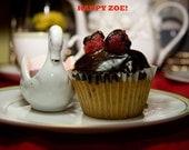 Vegan Chocolate Raspberry  muffins, love, animal free cruelty,no eggs,no dairy.