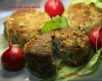 Vegan White Bean healthy burgers, Natural and Healthy Ingredients,Love,dinner,lunch,birthday,wedding.