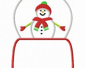 Snowman Snowglobe Machine...