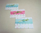 Set of 3 Gift Card Holders