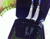 SALE Handmade Chain Earrings