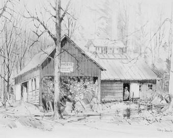 Maple Sugar House