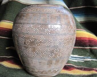 Mishima Ware Vase