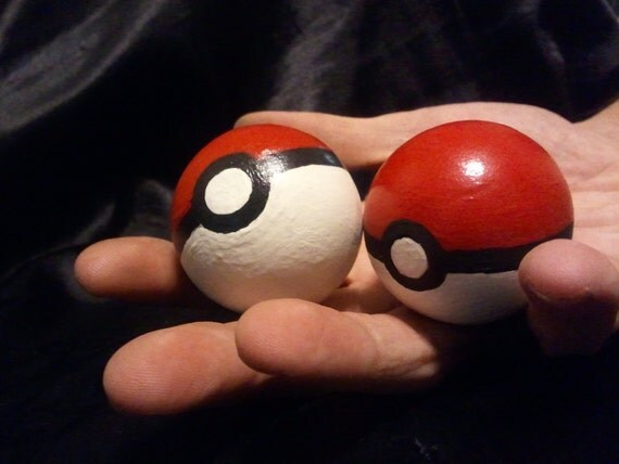 Pokemon Pokeball Meditation Balls