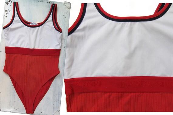 ESCADA SPORT Vintage Swimsuit