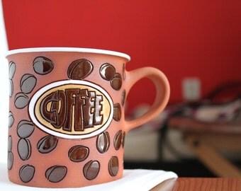 Coffee mug - gift idea for coffee lovers