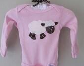 Baby Onesie - Baa Baa Brown Sheep Infant Bodysuit