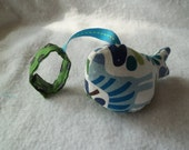 Fish Toy Rattle
