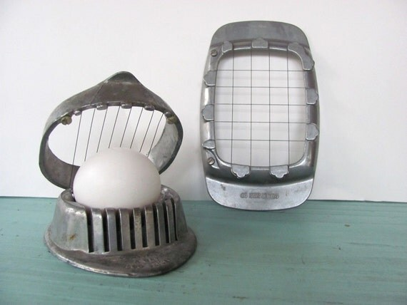 Reserved...Presto Kitchen Gadgets, Egg Slicer & French Fry Cutter