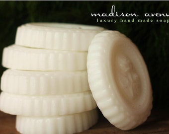 Handmade Shea Butter Face and Body  Soap for relief from Acne, Blemishes, and Rashes Sulfate and Paraben free