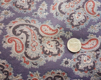 COULEUR international vintage cotton blend fabric -- 60 wide by 3 1/3 yards