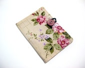 Tea bag wallet, rose