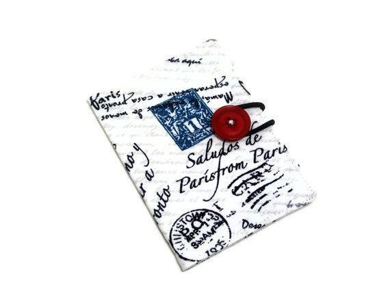 Tea bag wallet, Paris