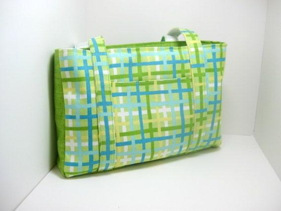 READY TO SHIP Handbag purse,shoulder purse, small bag green yellow - sale