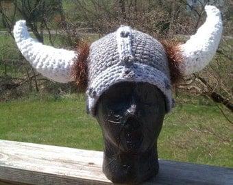 Bromo Viking Helmet