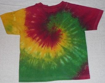 Kids Small Tie Dye Tee Shirt