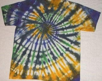 Kids Large Tie Dye Tee Shirt
