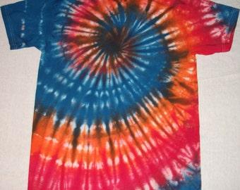 Kids XL Tie Dye Tee Shirt