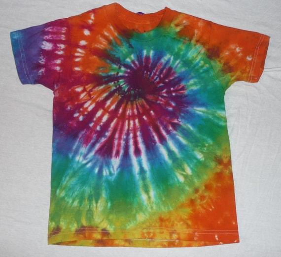 Kids Medium Tie Dye Tee Shirt