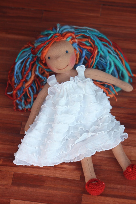 Waldorf Doll Hermione - Reserved Listing for RRC