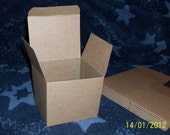 SALE - 10/New supply boxes for your products. Measure 3.75 x 3.5 x 3.5 inches.