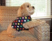 Lucky Stars - Custom Made - Cotton Dog Harness