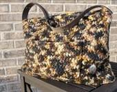 PATTERN:  The Weekender Crochet Bag Pattern