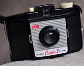 Vintage Kodak Cresta II 'Brownie' Film Camera