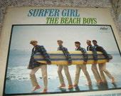 Surfer Girl The Beach Boys...