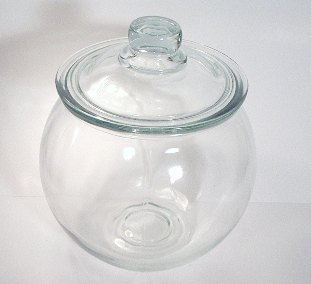 glass jar with lid for cookies biscuits or candy 8. Black Bedroom Furniture Sets. Home Design Ideas