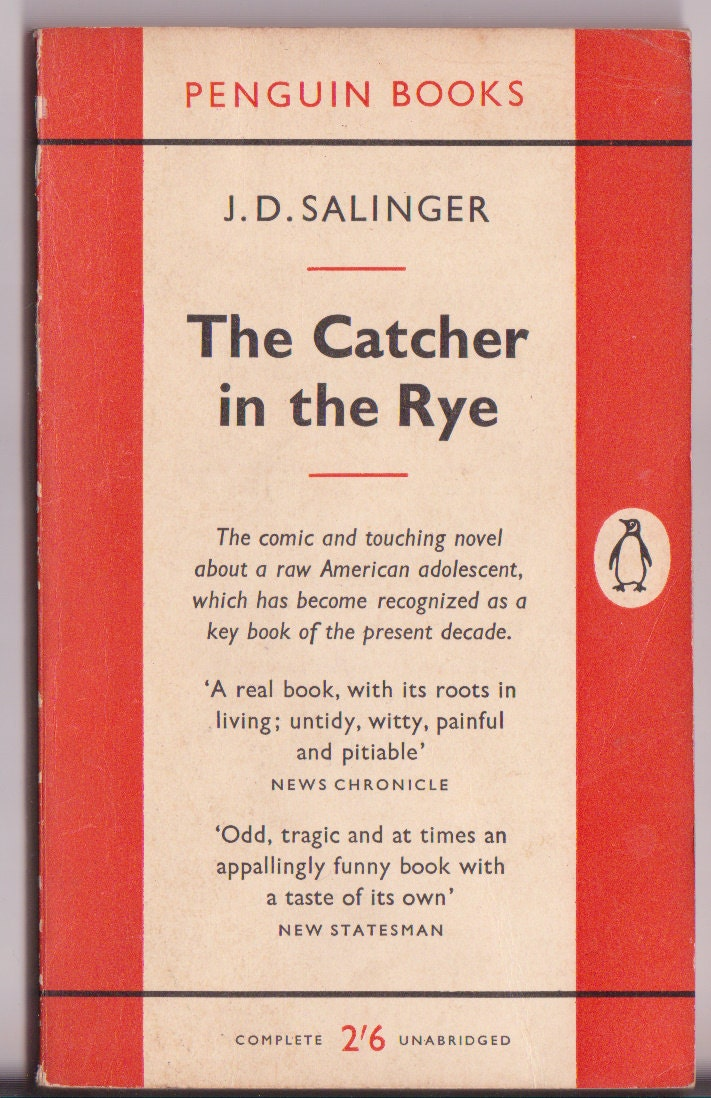 an interpretation of jd salingers the catcher in the rye The catcher in the rye study guide contains a biography of jd salinger, literature essays, quiz questions, major themes, characters, and a full summary and analysis.