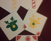 Christmas Cards and envelopes (blank inside)