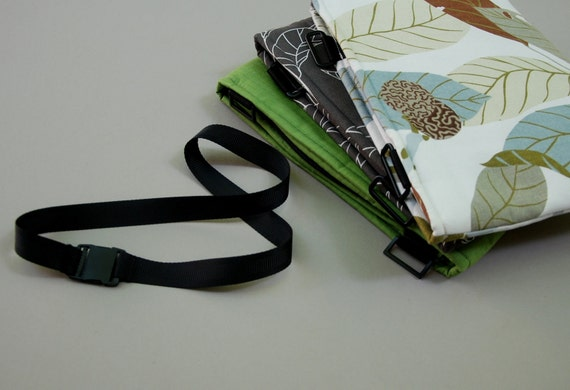 Add in, a detachable strap for your tablet/laptop case.
