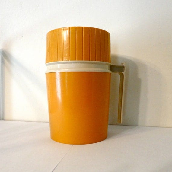 Vintage Thermos Brand Hot and Cold Thermos