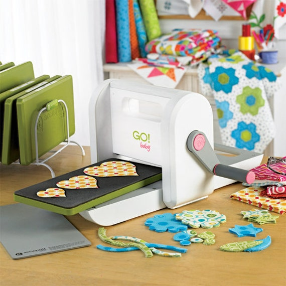 Accuquilt Baby Go Fabric Cutter Mats Amp Dies Sold By