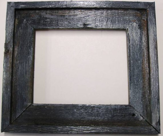 Barn Wood Frame Picture Frame Distressed Wood Made To