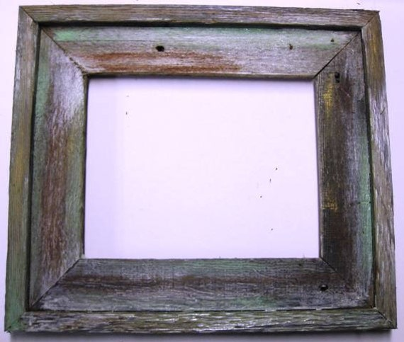 Barn Wood Frame | Picture Frame | Distressed Wood | Made to Order | Free Shipping | 11x14 Frame | 16x20 Frame | 20x24 Frame
