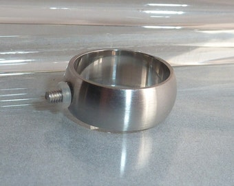 Interchangeable Ring Base - Works with interchangeable ring systems & my ring tops