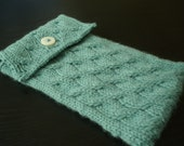 Turquoise Case for Kindle or Nook