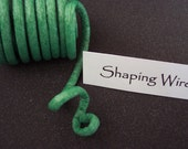 Needle Felting-Shaping Wire