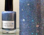 Pinin' for the Fjords : Custom-blended Nail Polish
