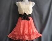 Soft Cocktail Lace Dress - Girls Party Dress - Romance Night Short Dress- Perfect Gift Prom Dress