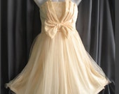 Romance Party Dress - Sweet Honey Bridesmaid Dress - Birthday Gifts Cocktail Dress Prom Dress