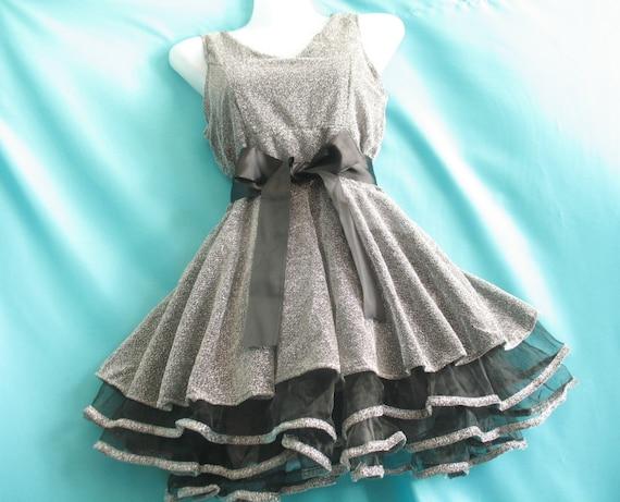 Sexy Party Dress - Ribbon Cocktail Dress - Sweet Honey Bridesmaid Dress - Perfect Birthday Gifts