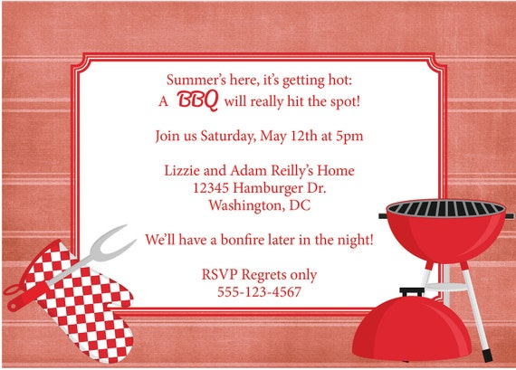 Decisive image intended for free printable bbq invitations