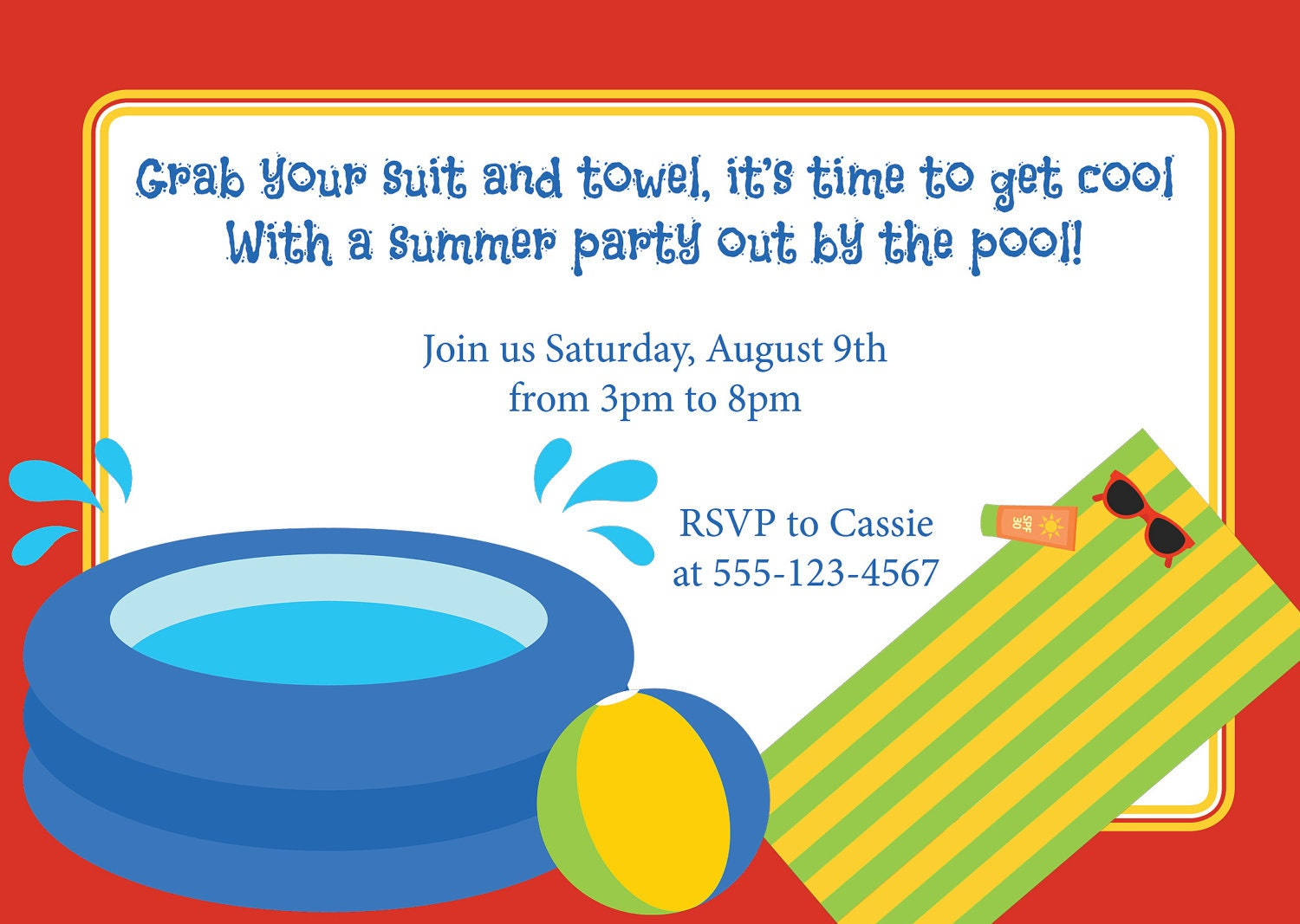 Customized Graduation Party Invitations for good invitations layout