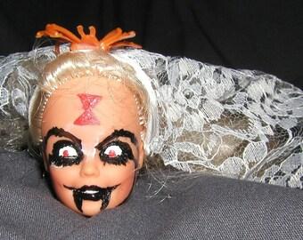The Widow II - Custom Oddity Bust