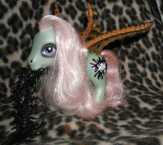 Pestilence - 'Pocalypse Pony - Custom Art Doll