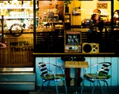 Photograph of Cute Coffee Shop - 8X11