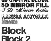 FONTS - Block